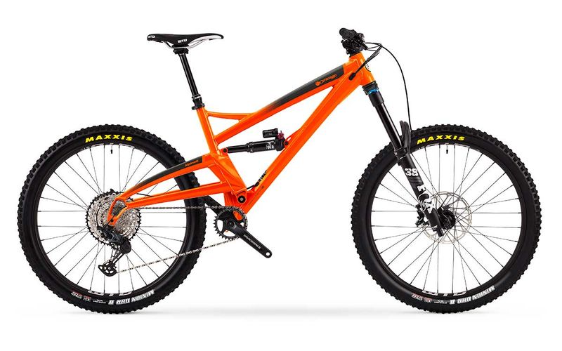 Orange Bikes ALPINE 6 PRO 2021