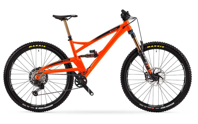 Orange Bikes STAGE EVO Factory 2021