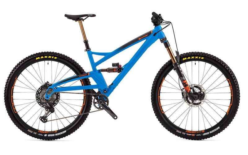 Orange Bikes STAGE EVO XTR 2021