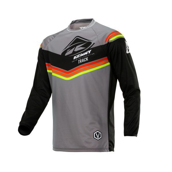 dres Kenny Racing Track Black Grey Orange