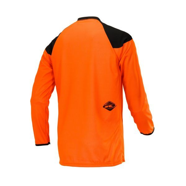 dres Kenny Racing Track Raw Neon Orange