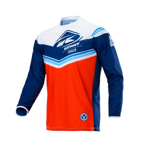 dres Kenny Racing Track Red Navy