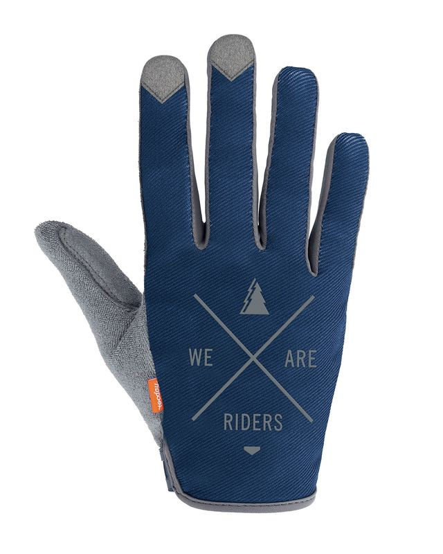 rukavice Rocday Element Gloves Blue