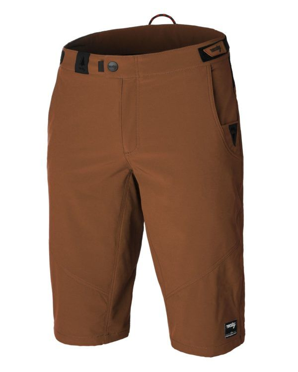 kraťasy Rocday Roc Lite Shorts Brown