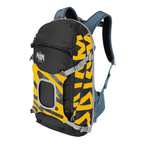 backpack Prism Cobalt 18L Set Yellow Sun - complete sports backpack with back protection