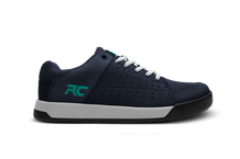 Ride Concept Livewire WMN - Navy / Teal - women's MTB shoes for platform pedals