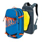 Prism Snow Tantale 33L Set Blue Lake / Orange Fire